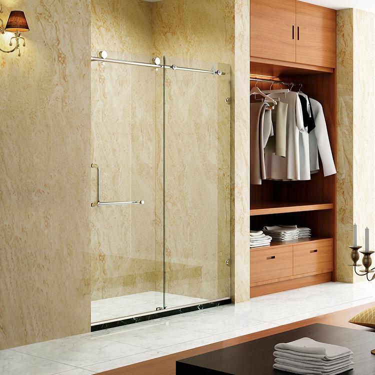 Shower Enclosure Cristallo Tondo