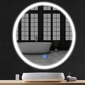 Moon 32 Mirror LED