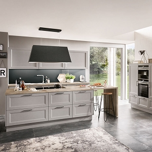 Kitchen Cascada Stone Grey