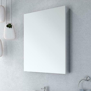 Mirror Luna Medicine Cabinet Single 1519A