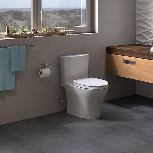 Toilet Toto Aquia IV + Washlet