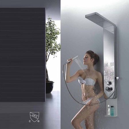 Shower Panel Cascata 59""