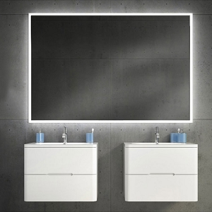 Mirror Fleurco Halo 2436