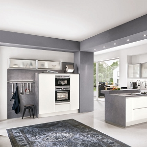 Kitchen Fashion Honed White