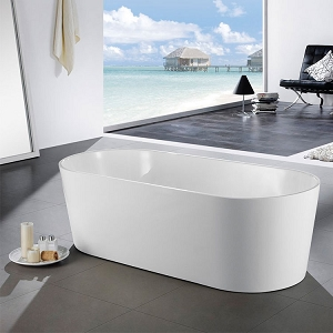 Bathtub Ovale 67