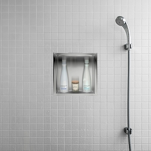 Shower Niche 12x12 Polished